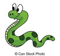 Green Snake Clipart ...