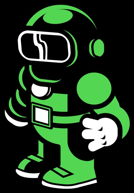 Green Spaceman-Green Spaceman-11