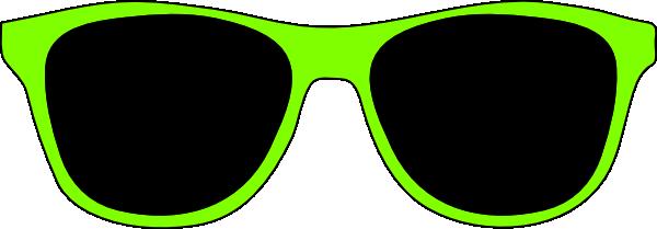 Green Sunglasses Clip Art At Clker Com V-Green sunglasses clip art at clker com vector clip art-7