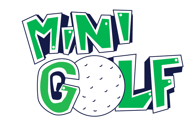 Green Text Mini Golf Clipart-Green Text Mini Golf Clipart-9