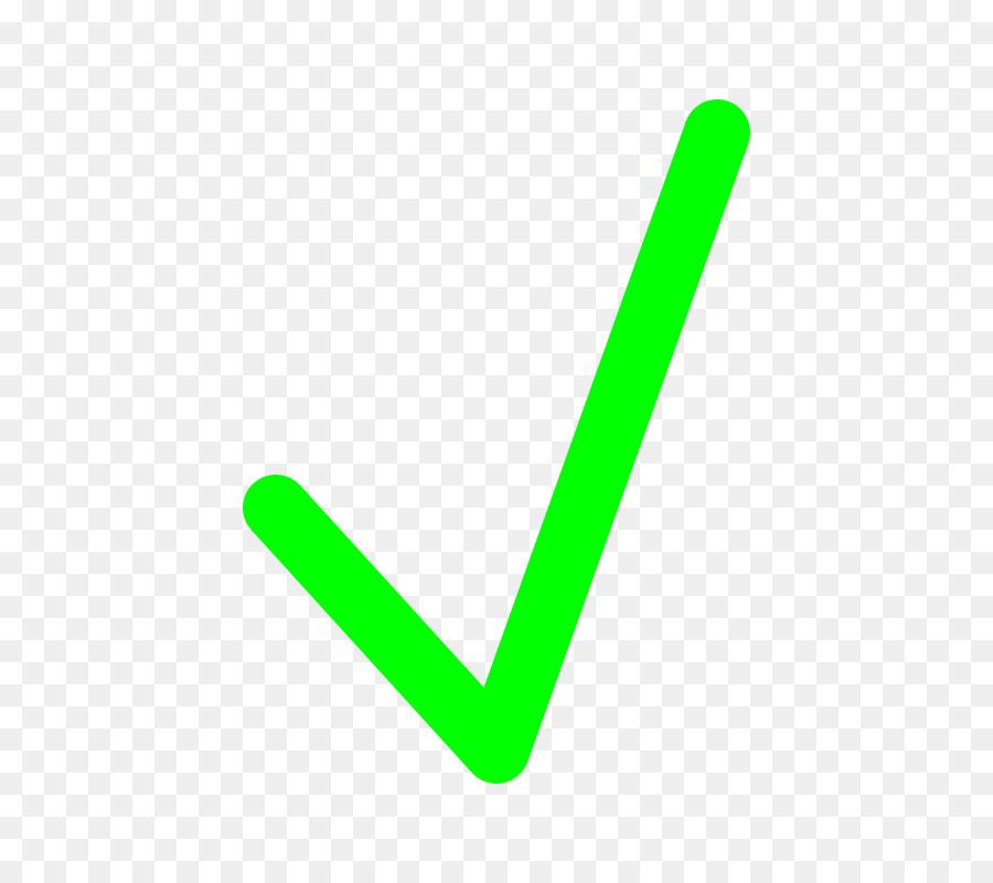 Tick Check mark Free content Clip art - Green Tick