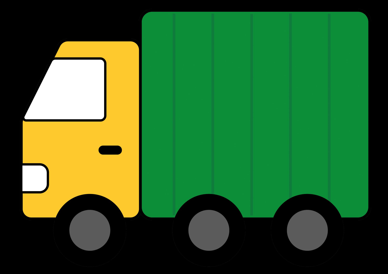 Green Toy Trucks Clipart #1-Green Toy Trucks Clipart #1-13
