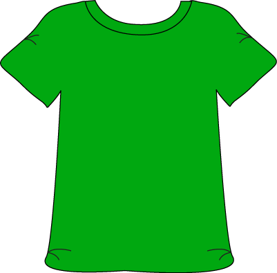 Green Tshirt | Clip .