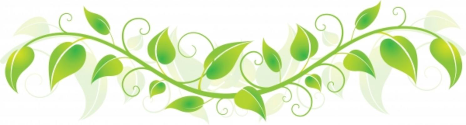 Green Vines Clip Art - Gallery