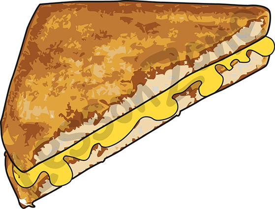 grilled cheese sandwich clipart-grilled cheese sandwich clipart-4