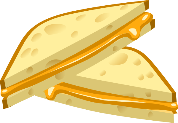 Grilled Cheese Clip Art At Clker Com Vec-Grilled Cheese Clip Art At Clker Com Vector Clip Art Online Royalty-0