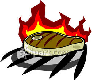 Grilled Steak Clip Art Clipart Steak Dinner Steak