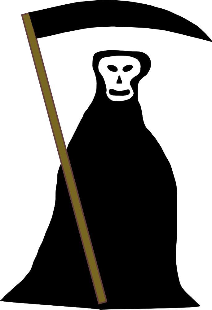 Grim Reaper Free Clip Art On .-Grim reaper free clip art on .-7