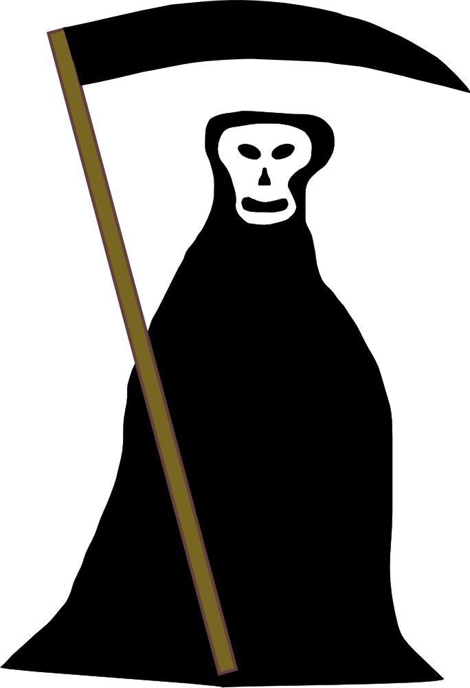 Grim reaper free clip art on .