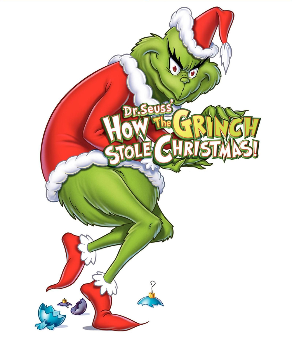 The Grinch By Ubob On Deviant