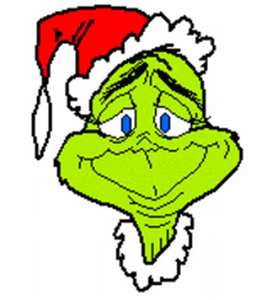 Grinch Clipart grinch% .