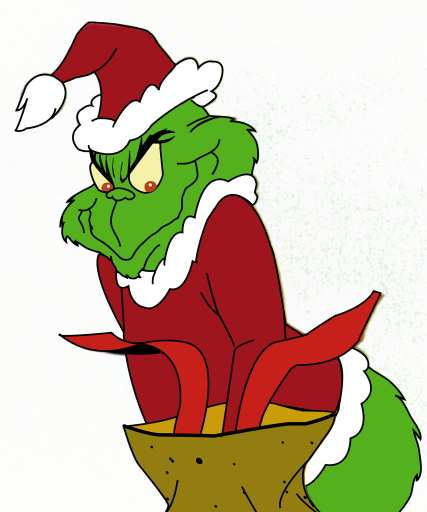 Grinch Clipart - The Grinch Clipart