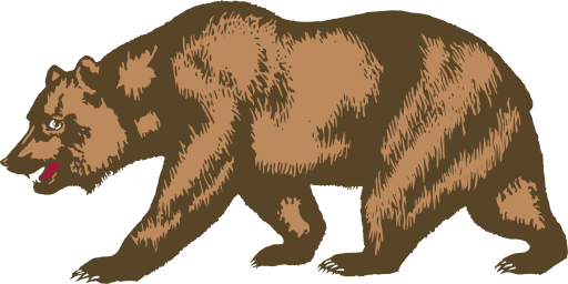 Grizzly Bear Clipart - Image # .