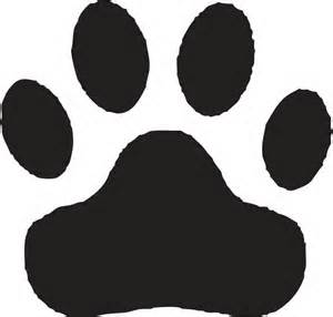 Grizzly Bear Paw Print Clipart Clipart Panda Free Clipart Images