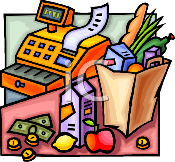 grocery clipart