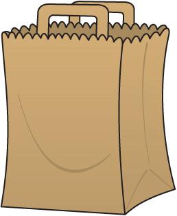 Grocery Bag Clip Art