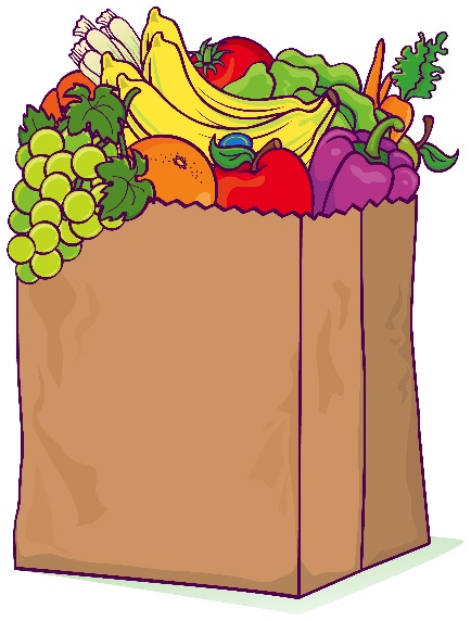 Grocery Bag Clip Art-Grocery Bag Clip Art-13