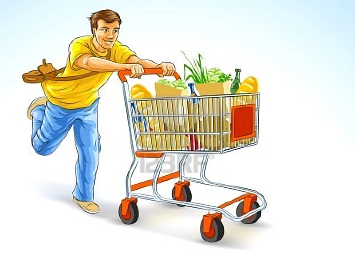 Grocery Shopping: Why It