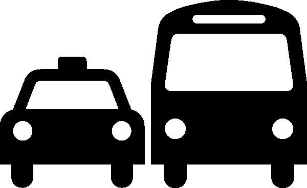Ground Transportation Symbol Sign Clip Art At Clker Com Vector Clip