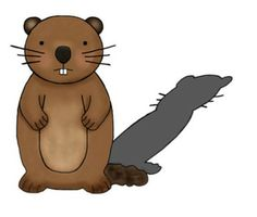 Groundhog cliparts-Groundhog cliparts-13