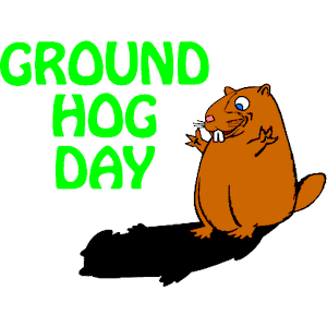 Groundhog Day Clip Art-Groundhog Day Clip Art-10