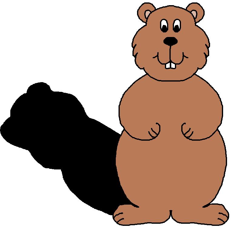 Groundhog day clipart kid-Groundhog day clipart kid-5