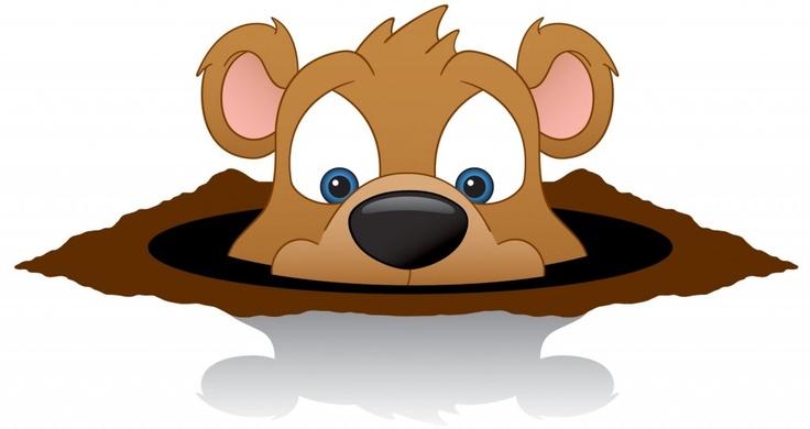 Groundhog Images Clipart .-Groundhog Images Clipart .-16
