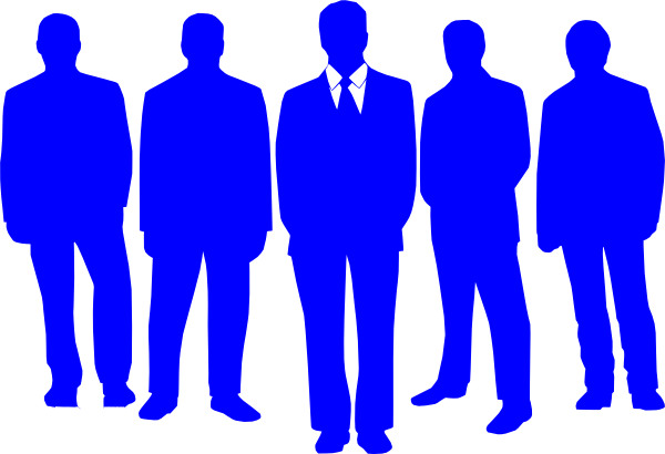 group of people clipart