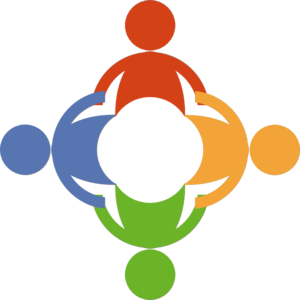 Group Of People Holding Hands Clipart-group of people holding hands clipart-4