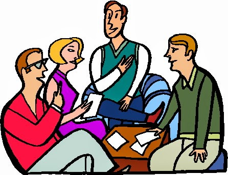 Group Meeting Clipart