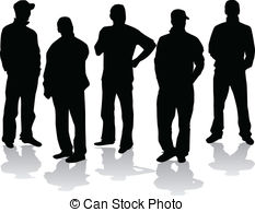 Group Of Men Clip Artby ...-group of men Clip Artby ...-7