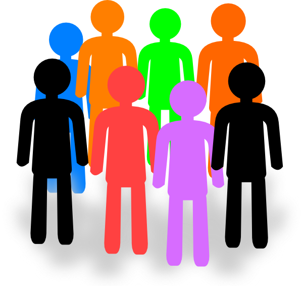 Group of people clipart clipartion com 2