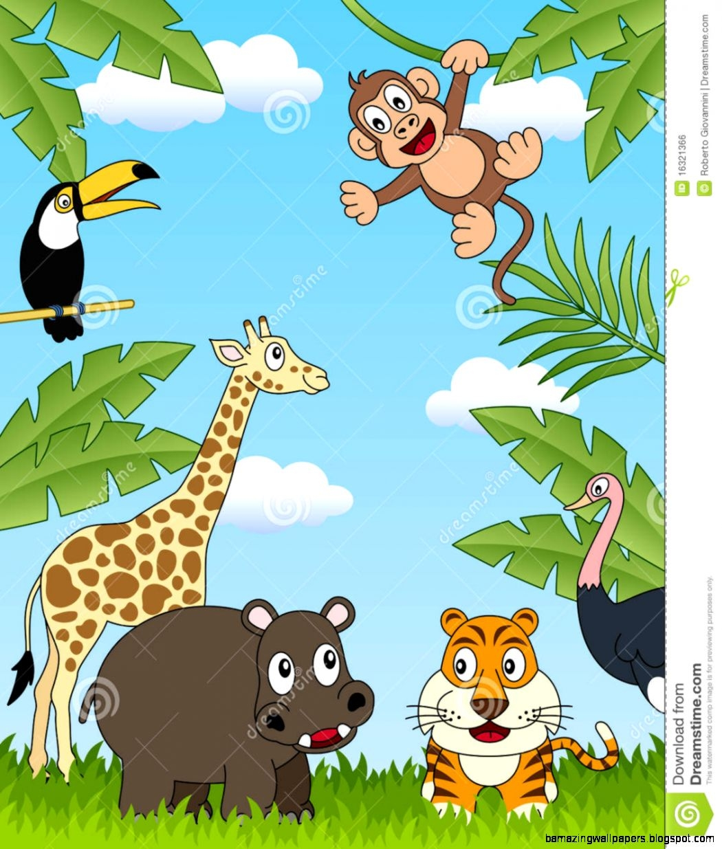 Group Of Wild Animals Clipart-Group Of Wild Animals Clipart-8