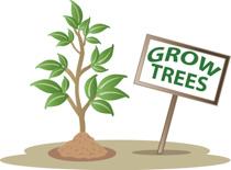 Grow Plant Clipart2 Size: 134 Kb