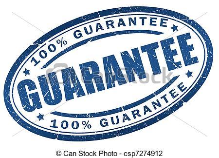 Guarantee Clipart