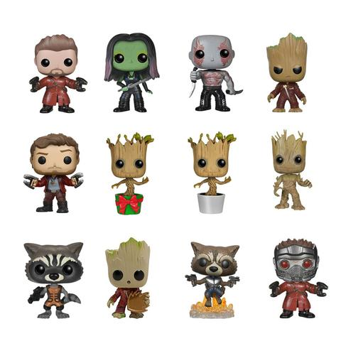 Guardians of the Galaxy Bobble Head Edition 10cm - DCMarvel Store