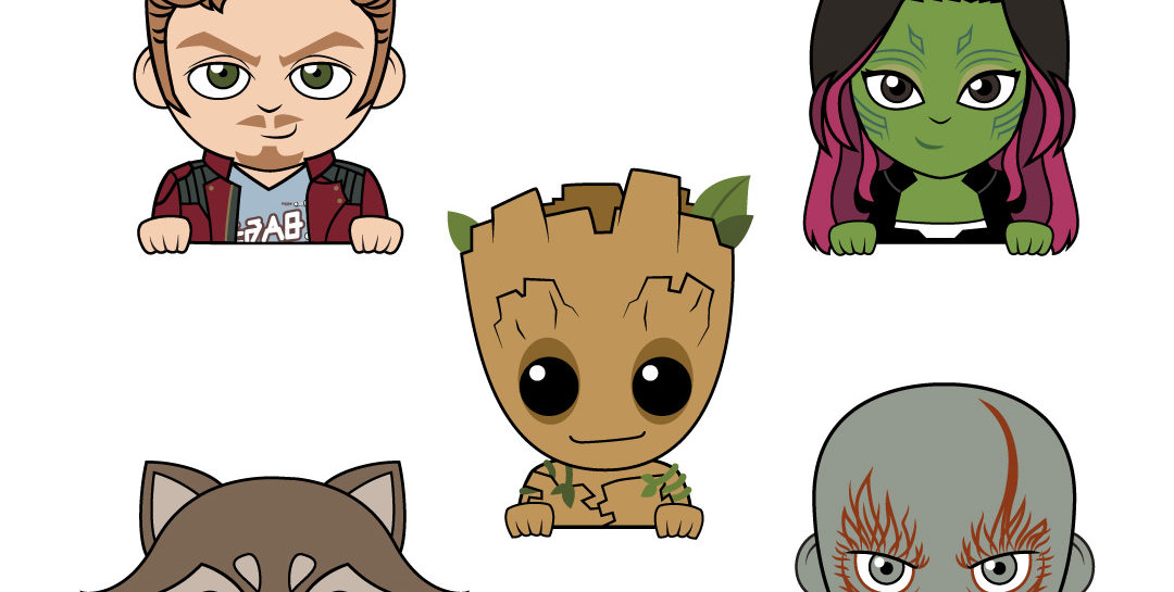 The Guardians of the Galaxy Join Our Bad-The Guardians of the Galaxy Join Our Badge Buddies Lineup!-18
