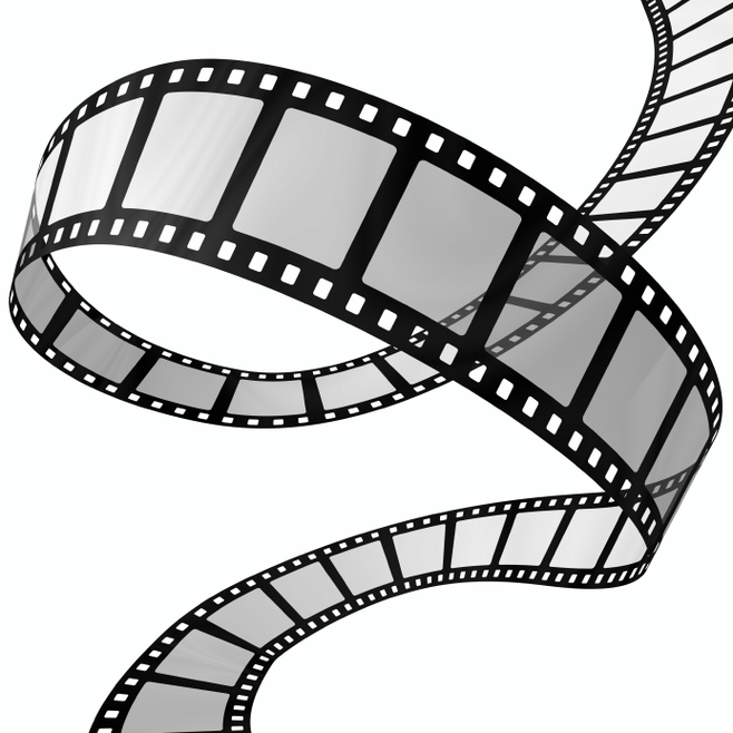 Guest Marketing Post Succeeding With Video Management Excellence. Film Reel Clipart That Criticism