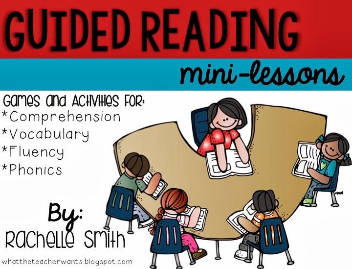 Guided Reading Clip Art I Just Really Needed This Pack