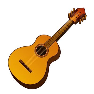 Guitar Clip Art Borders Free Clipart Ima-Guitar Clip Art Borders Free Clipart Images-7