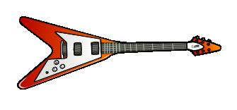 Guitar Clip Art-Guitar Clip Art-8