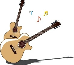 Guitar Clipart Free Clipart Images-Guitar clipart free clipart images-13