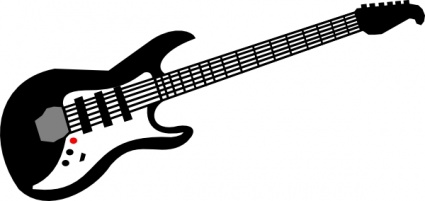 Guitar Clipart-guitar clipart-14