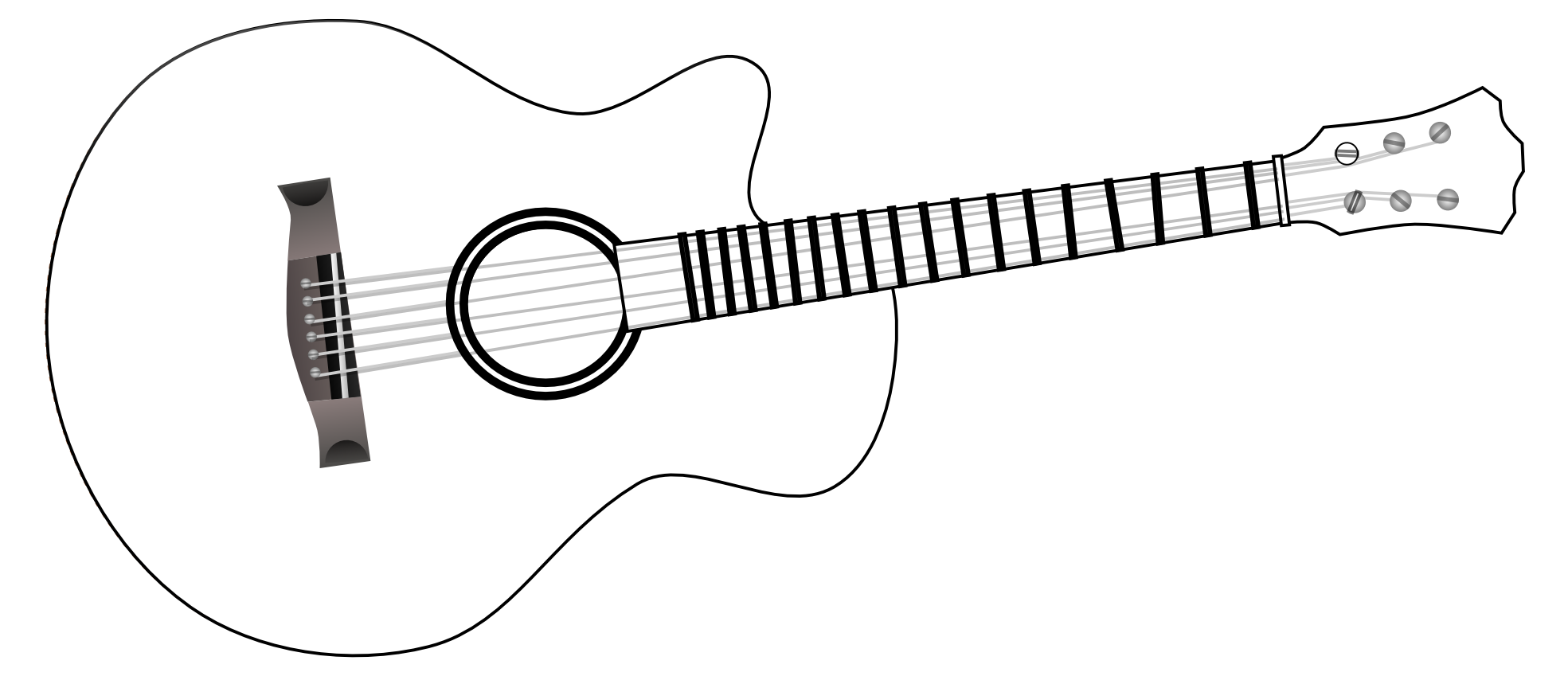 guitar clipart black and white amp look at clip art images