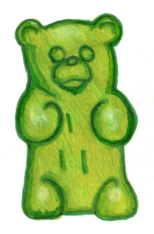 Gummy Bear By Ervandenbroke On Deviantar-Gummy Bear By Ervandenbroke On Deviantart-13