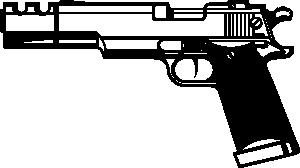 Gun Clip Art-Gun Clip Art-14