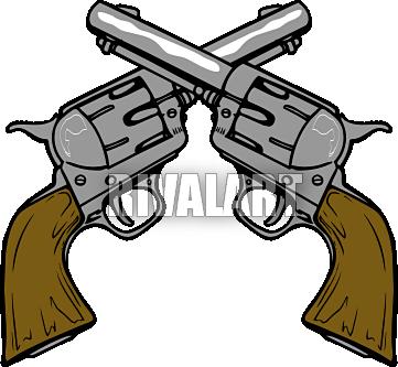 Gun Clip Art