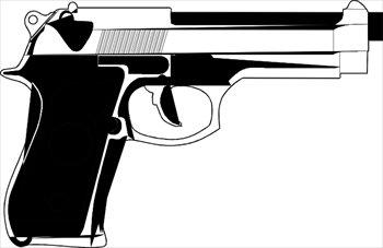 Gun Clip Art-Gun Clip Art-0