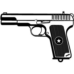 Gun Vector Clip Art Vector Clip Art Free For Personal Use Rating 1