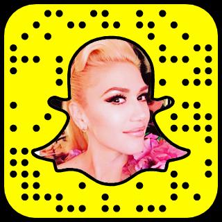 Gwen Stefani Snapchat Username-Gwen Stefani Snapchat username-17